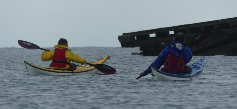 Sea Kayaking Anglesey