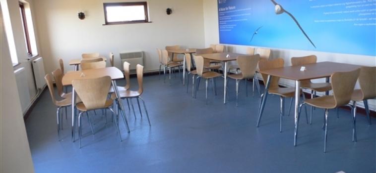 RSPB South Stack Cafe